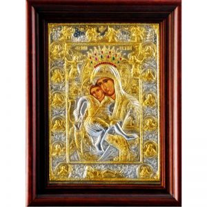 Icon Holy Virgin Mary Axion Esti