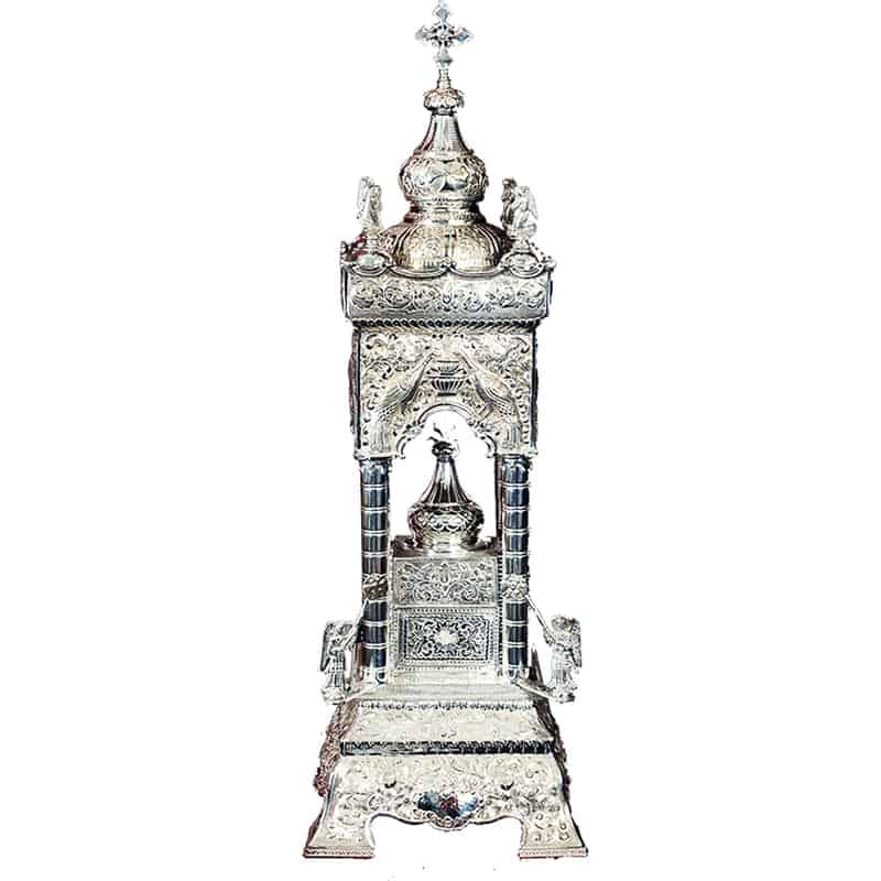 Silver Tubernacle
