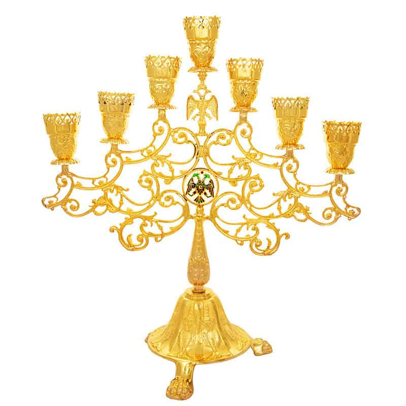 Lamp Seven Candle