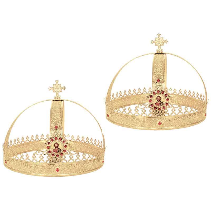 Wedding Crowns (Pair)