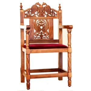 Ecclesiastical Armchair - Chair