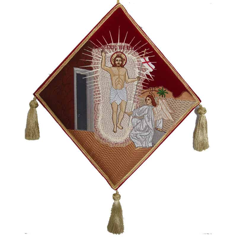 061651Επιγονάτιο Η Ανάσταση του Χριστού