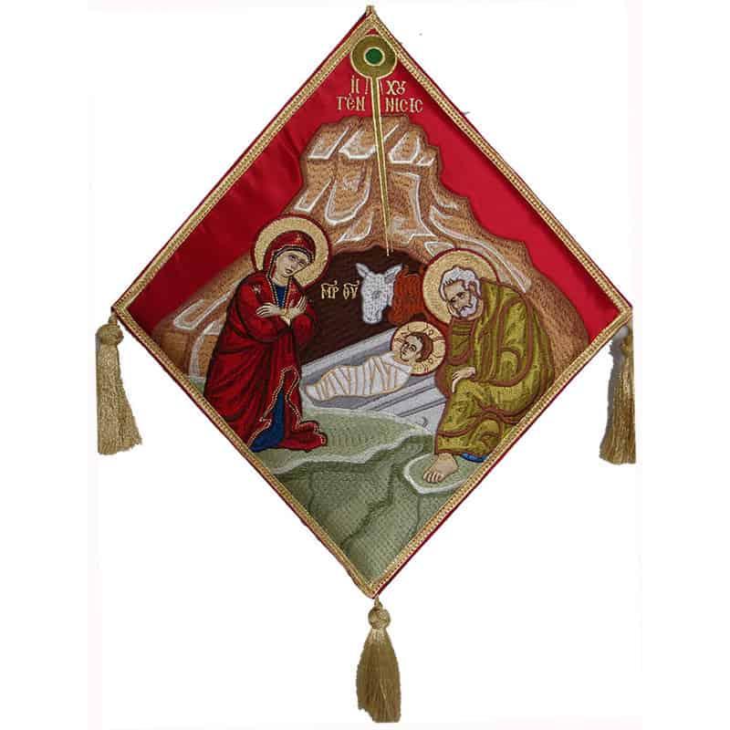 "Epigonatio ""Nativity of Jesus"""