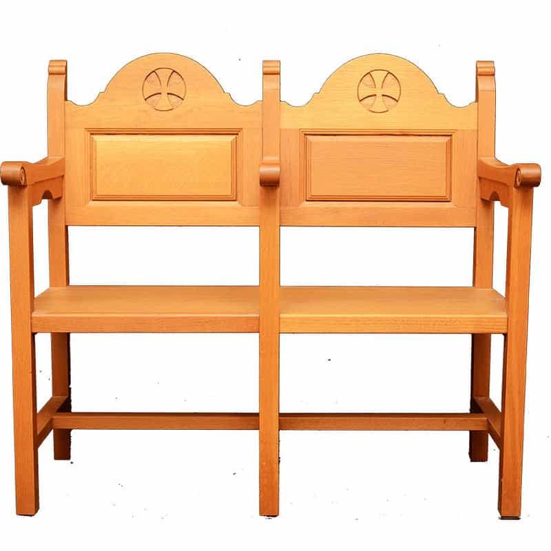 1012Καρέκλες Κοσμικές Μασίφ Δρυς