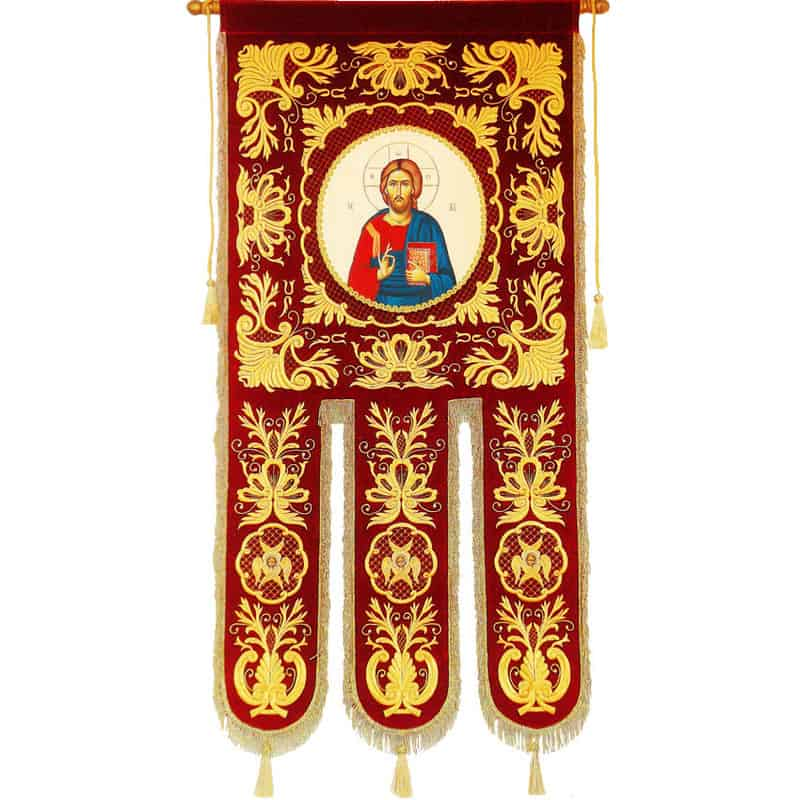Ecclesiastical Banner
