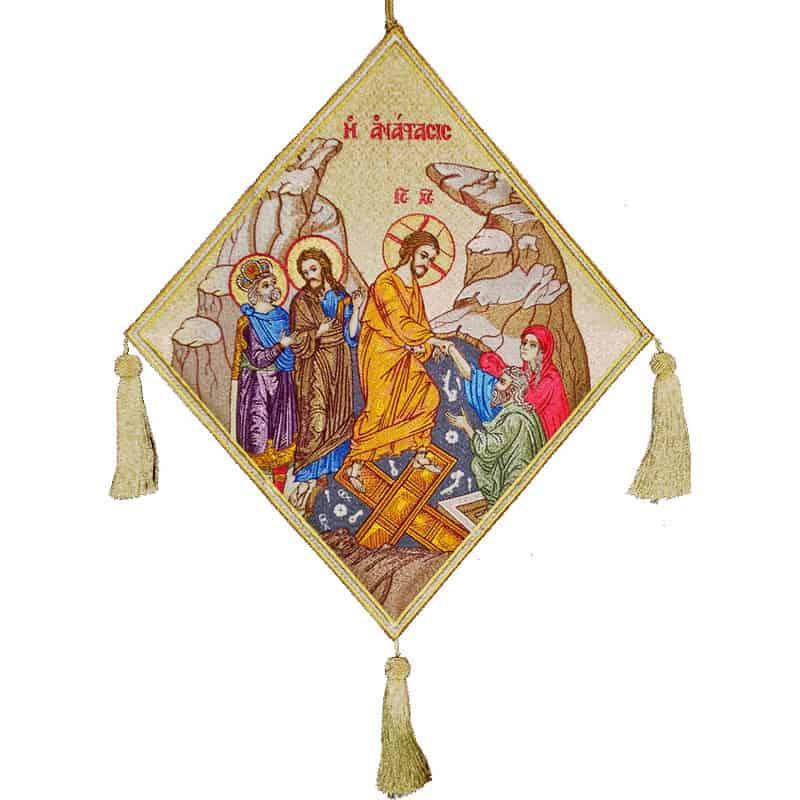 Επιγονάτιο Η Ανάσταση του Χριστού