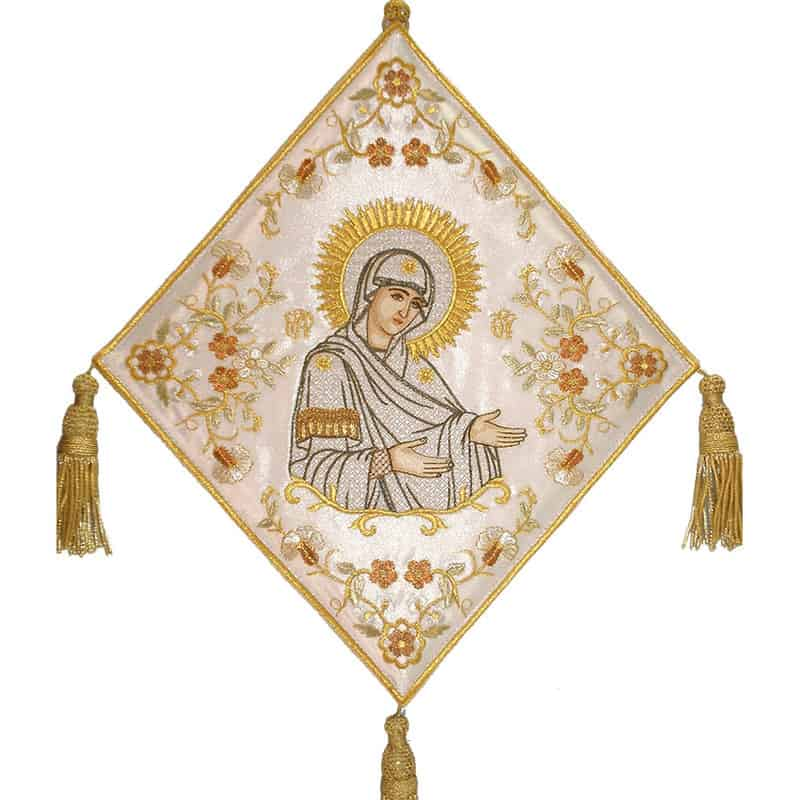 Επιγονάτιο Παναγία η Γερόνισσα