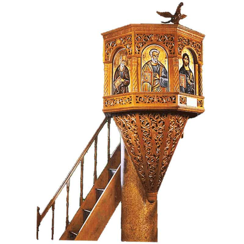 Hanging Pulpit