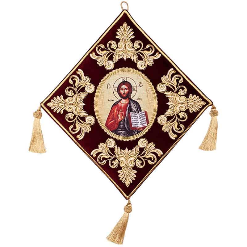 Επιγονάτιο Ιησούς Χριστός Ζωοδότης