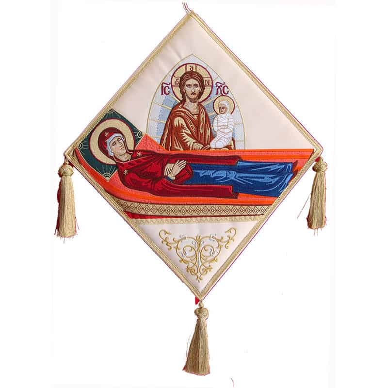 Epigonatio Dormition of Theotokos