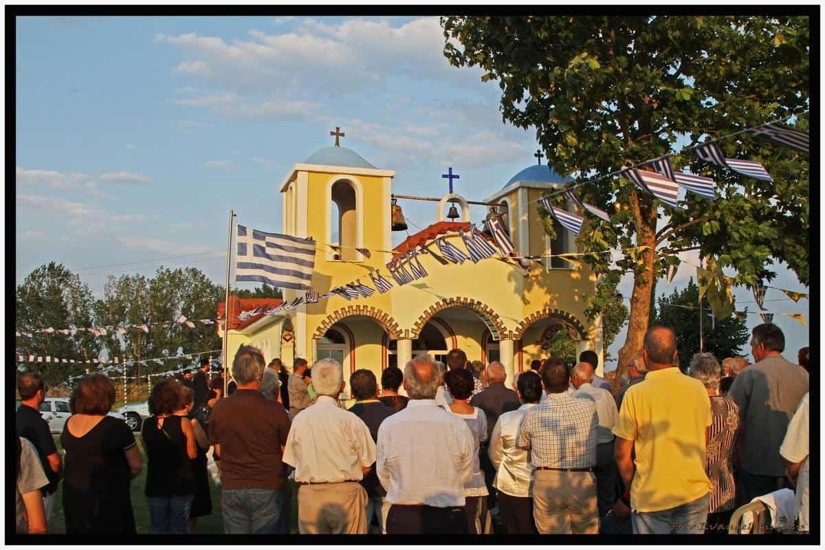 Παρεκκλήσιο Αγίας Μαρίνης 1
