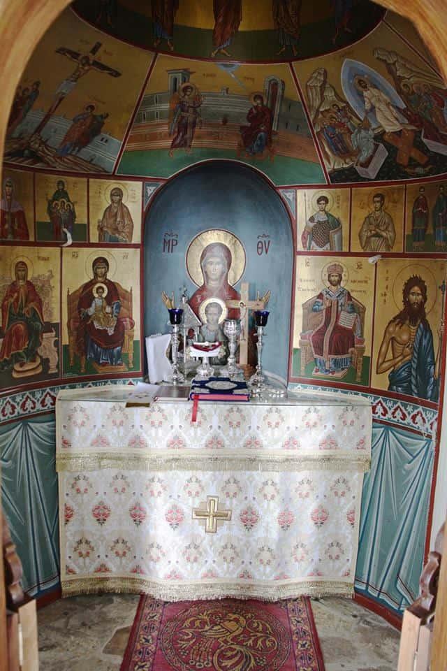 Παρεκκλήσιο Αγίας Μαρίνης 3