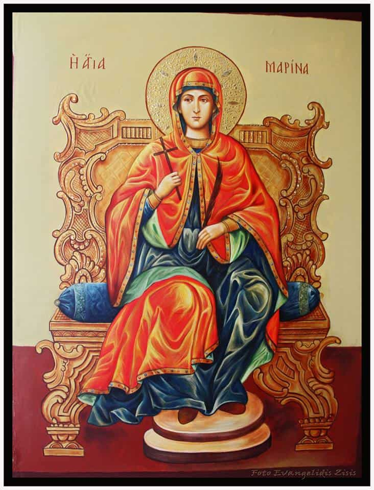 Παρεκκλήσιο Αγίας Μαρίνης 4