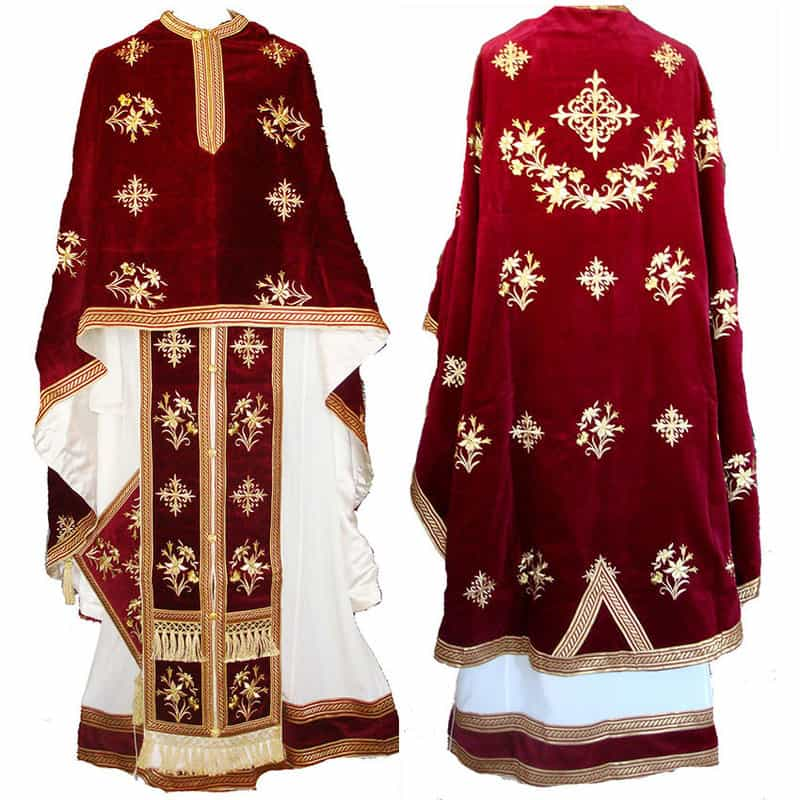 Priest Vestment