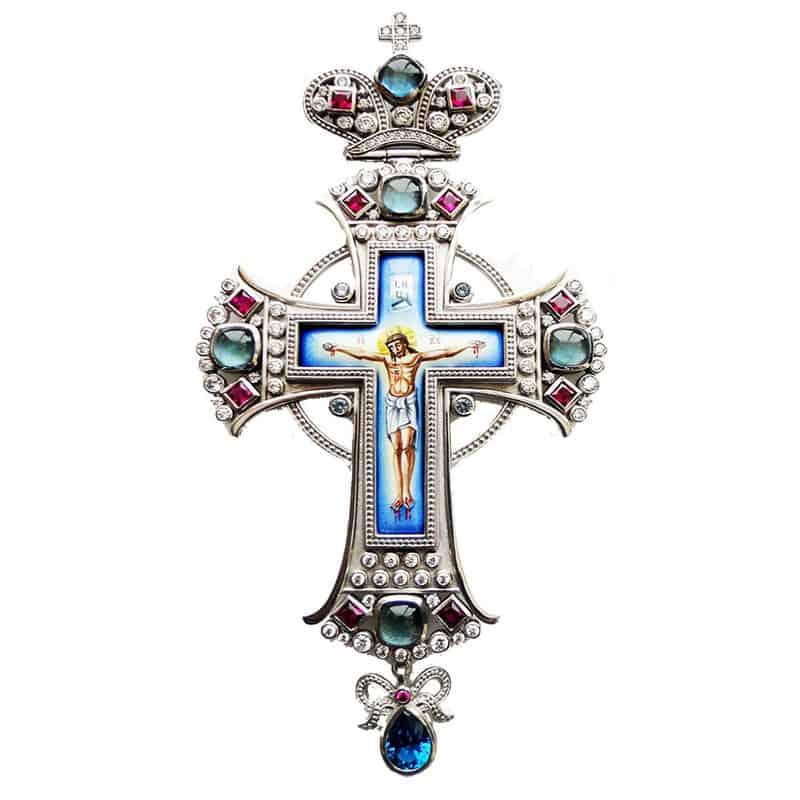 Σταυρός Μπρούτζινος281A
