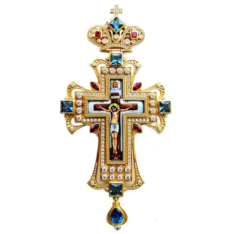 Σταυρός Μπρούτζινος295A