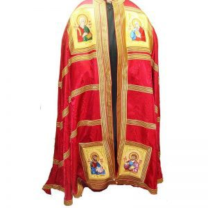 Bishop Mantle long