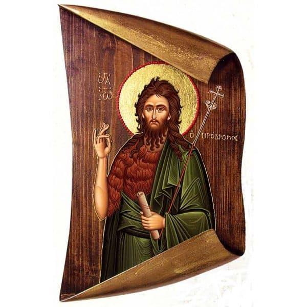 Εικόνα Άγιος Ιωάννης ο Πρόδρομος