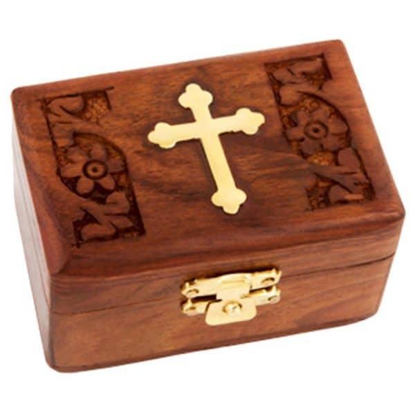 Κουτί - Λιβανοθήκη - Λειψανοθήκη
