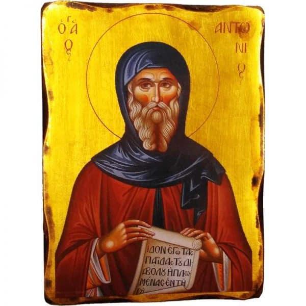 Icon Saint Antonios