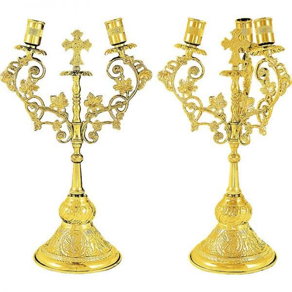 Double and triple candlesticks
