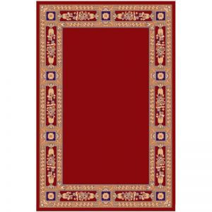 Rectangular Carpet with decoration