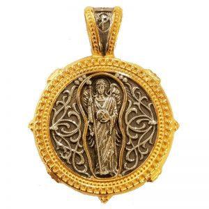 Άγιος Γεώργιος Αρχάγγελος Γαβριήλ 0043 11