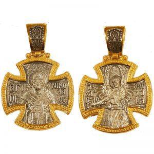 Σταυρός Άγιος Νικόλαος Φύλακας Άγγελος