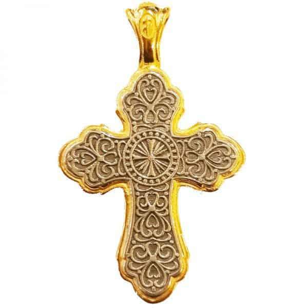 Cross Archangel Michael - Holy Virgin Mary