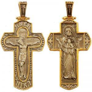 Σταυρός Ιησούς Χριστός Παναγία
