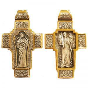 Σταυρός Παναγία Επτάσπαθη Άρχων Μιχαήλ