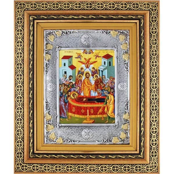 Icon The Assumption of Virgin Mary