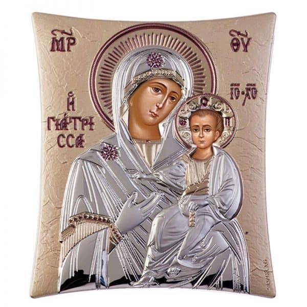 Icon Virgin Mary Giatrissa