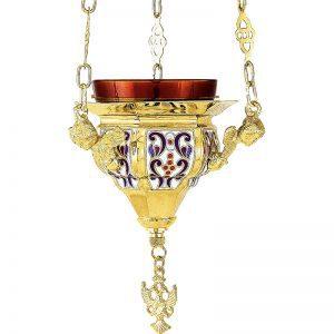 Καντήλι Βυζαντινό κρεμαστό
