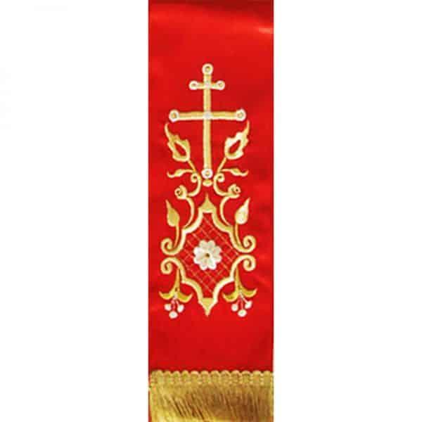 Ευαγγελίου Σατέν χρυσοκέντητη 18317 11