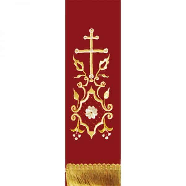 Ευαγγελίου Σατέν χρυσοκέντητη 18317 21
