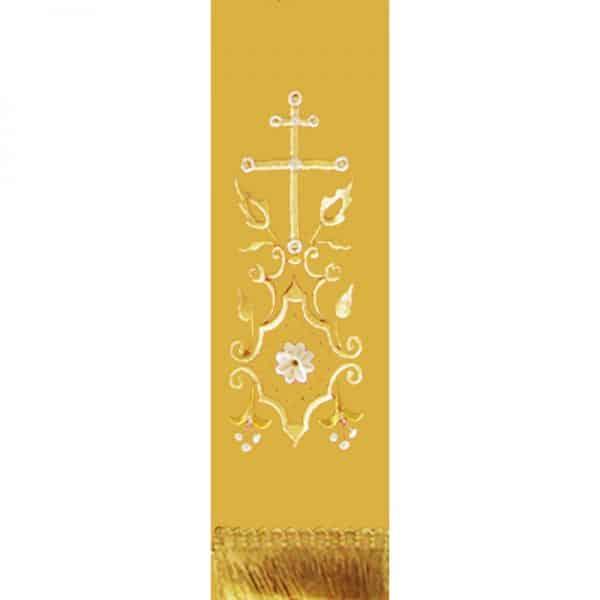 Ευαγγελίου Σατέν χρυσοκέντητη 18317 31