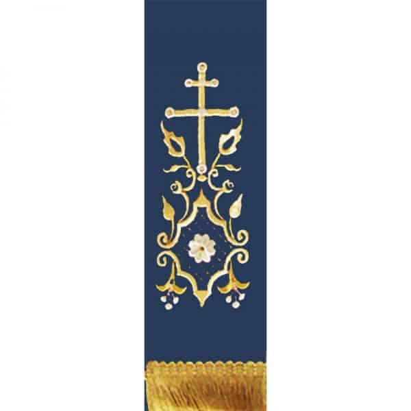 Ευαγγελίου Σατέν χρυσοκέντητη 18317 41