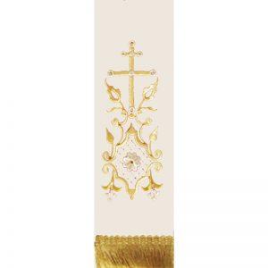 Ευαγγελίου Σατέν χρυσοκέντητη 18317 71