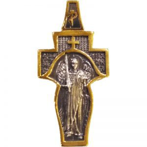 Cross Jesus Christ - Archangel Michael