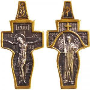 Σταυρός Ιησούς Χριστός Αρχάγγελος Μιχαήλ