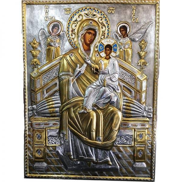 "Пресвятая Богородица ""Всецарица"""