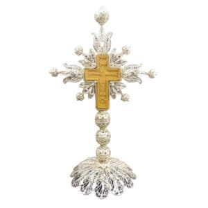 Silver Sanctification Cross