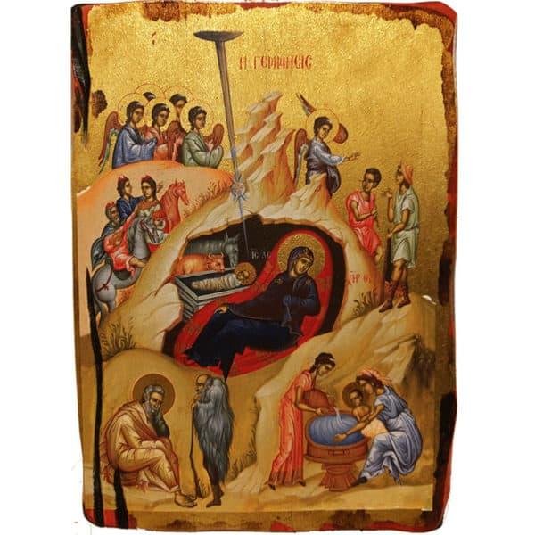 Icon Birth of Jesus
