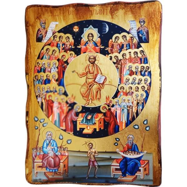 Εικόνα Άγιοι Πάντες