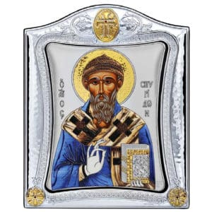 Icon Saint Spyridon
