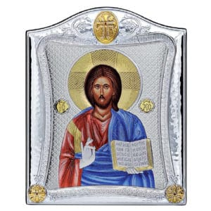 Icon Jesus Christ Blessing