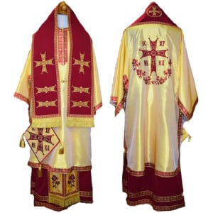 Bishop Vestment