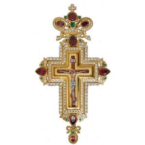 Pectoral Cross Bronze