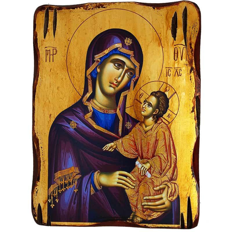 Icon Holy Virgin Mary